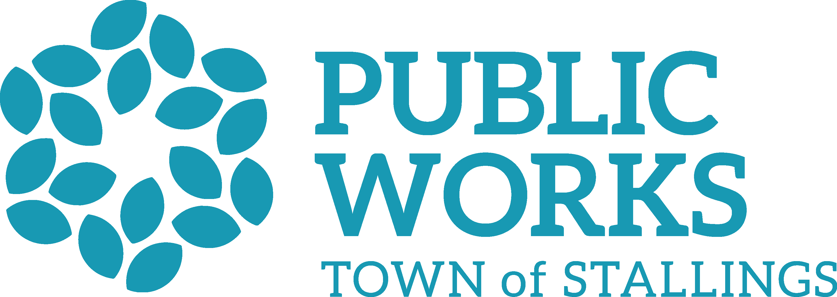 Stallings Public Works Logo